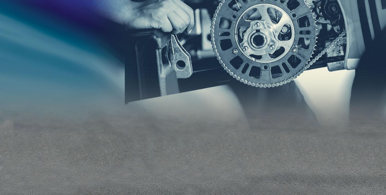 Karting service officina go kart assistenza riparazione - vendita telai motori ricambi e accessori go kart - background