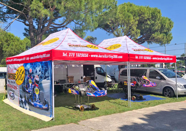 Karting service officina go kart assistenza riparazione - vendita telai motori ricambi e accessori go kart - assistenza racing kart