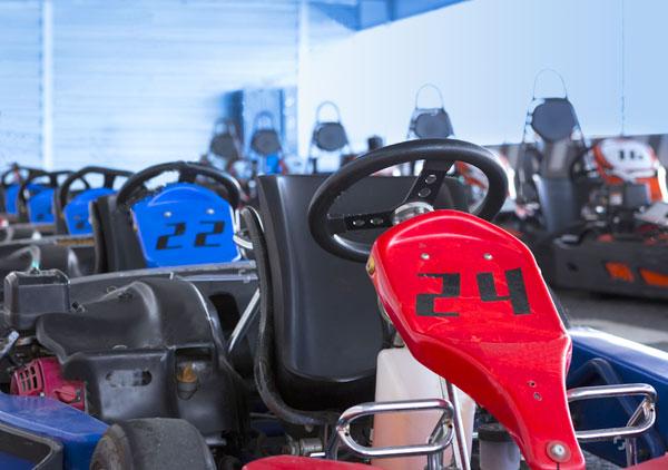 Karting service officina go kart assistenza riparazione - vendita telai motori ricambi e accessori go kart - ricovero racing kart