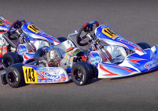 Karting service officina go kart assistenza riparazione - vendita telai motori ricambi e accessori go kart - vendita racing kart nuovi