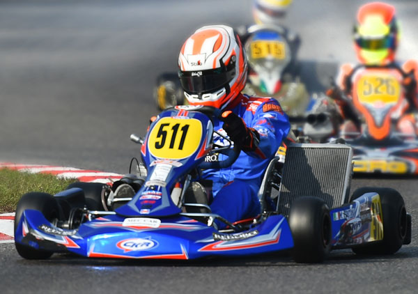Karting service officina go kart assistenza riparazione - vendita telai motori ricambi e accessori go kart - vendita racing kart usati