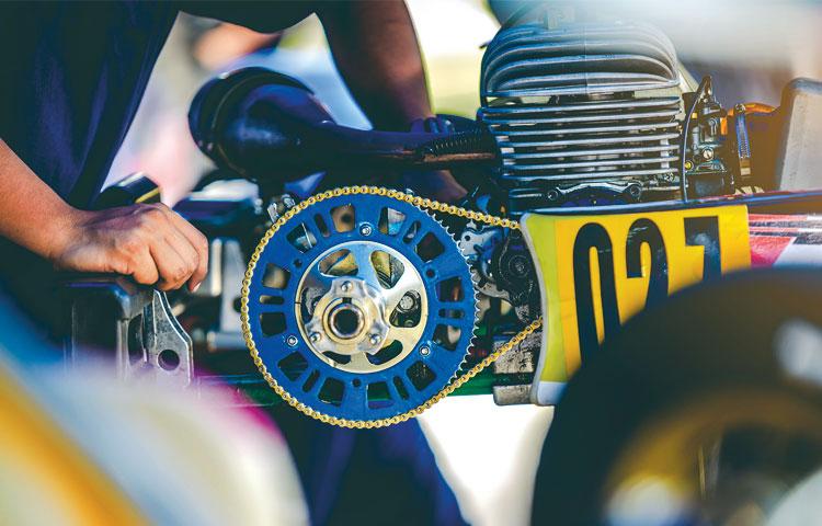 Karting service officina go kart assistenza riparazione - vendita telai motori ricambi e accessori go kart - racing kart assistenza image2