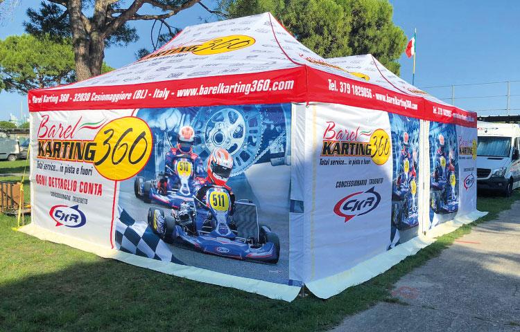 Karting service officina go kart assistenza riparazione - vendita telai motori ricambi e accessori go kart - racing kart assistenza img