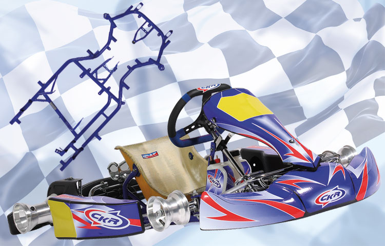 Karting service officina go kart assistenza riparazione - vendita telai motori ricambi e accessori go kart - racing kart noleggio img