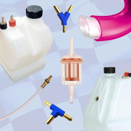 Serbatoi - tubi - filtri - recupero liquidi